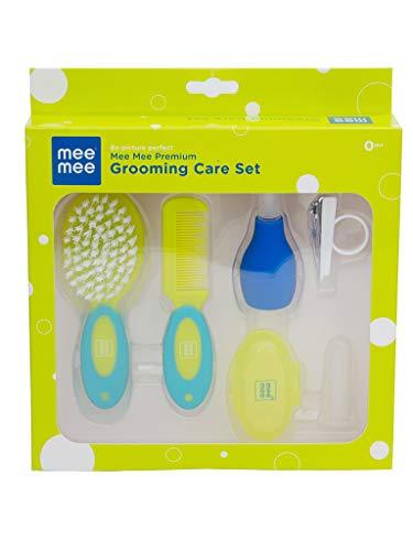 Mee Mee Premium Baby Grooming Care Set, Blue
