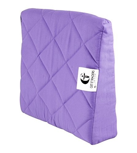 Get IT Wedge Pregnancy Pillow (Purple)