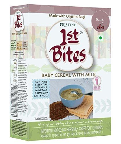 1st Bites - Ragi (6 Months - 24 Months) Stage - 1, 300g