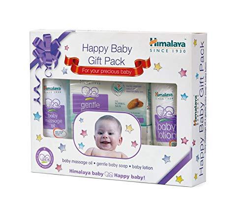 Himalaya Herbals Babycare Gift Box (Oil, Soap and Lotion)