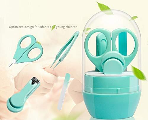 Lifekrafts 4-in-1 Baby BPA-free Grooming Kit