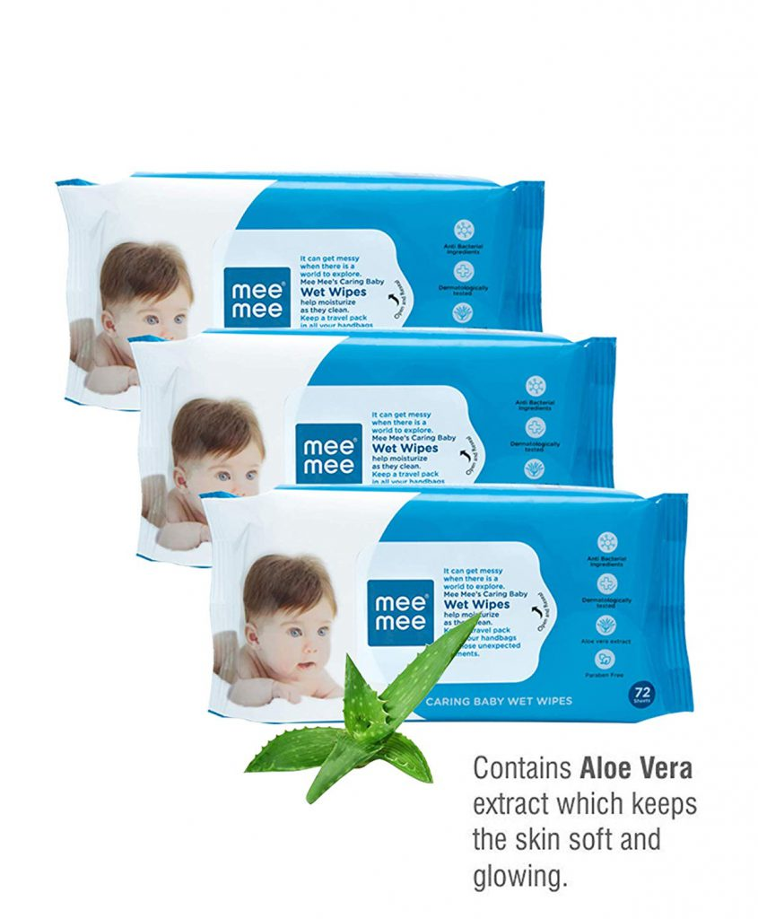 Mee-Mee-Caring-Baby-Wet-Wipes
