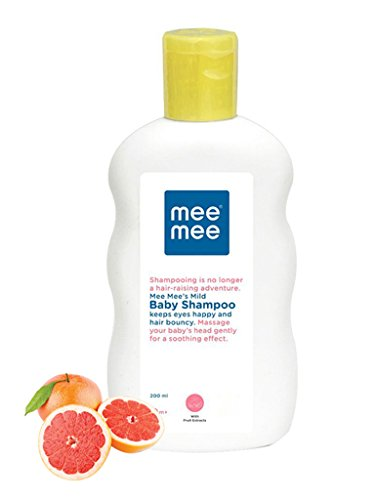 Mee Mee Mild Baby Shampoo with Fruit Extracts, 200ml