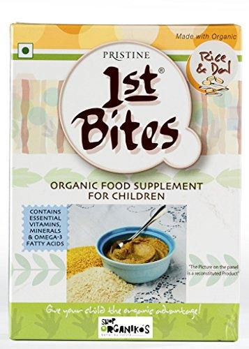Pristine Organic 1St Bites- Rice & Dal (300 Gm)