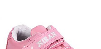 Rangoli Fashions Casual and Sports Shoe for Baby Boy and Baby Girls Look (0-6 Month, Full Pink)