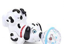 Toyshine Dancing Dog with Music Flashing Lights